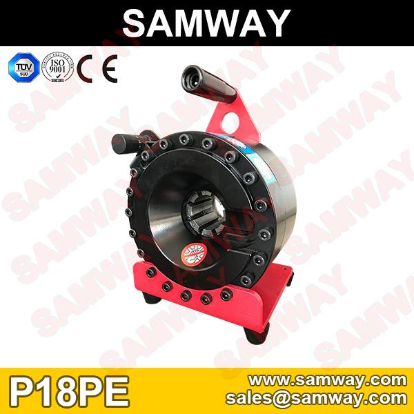 Samway P18PE Portable Crimper