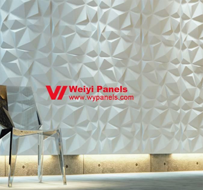 3D Textured Wall Panels-Modern Interior Wall Panels WY-210
