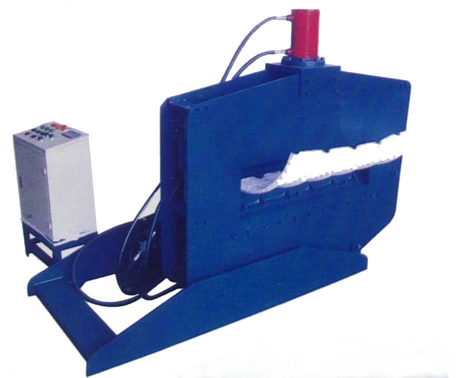 Curving Machine with tooth