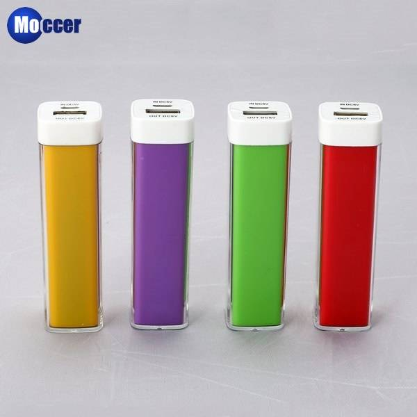 Hot sell Lipstick Mobile power supply