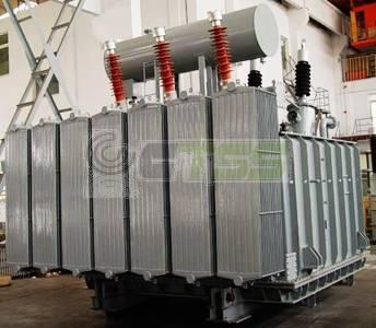 Oil type Shunt Reactor