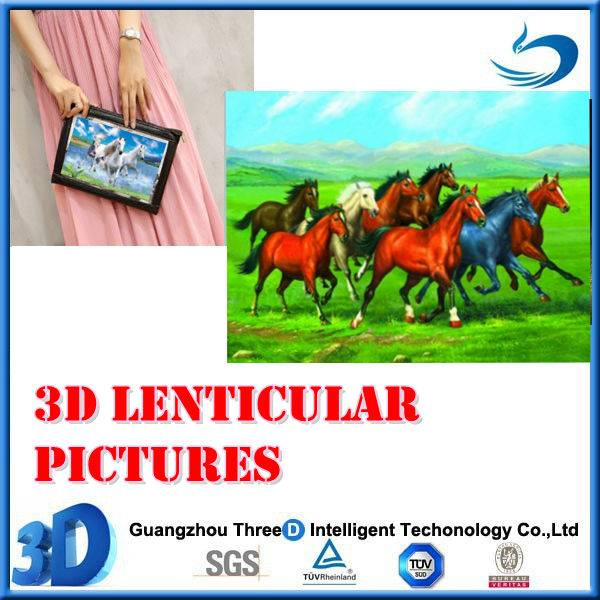 3d horse pic