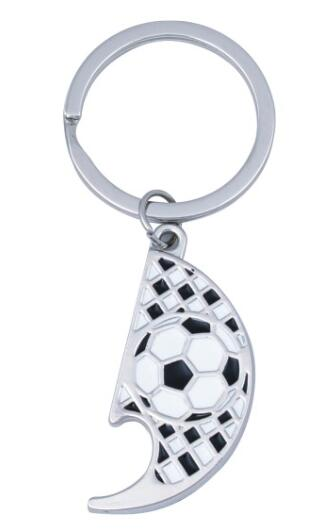 Metal Bottle Opener Promotional Gifts Keychain