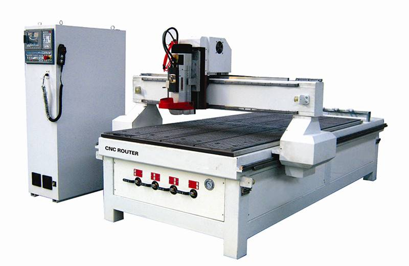 Row type ATC wood working CNC router