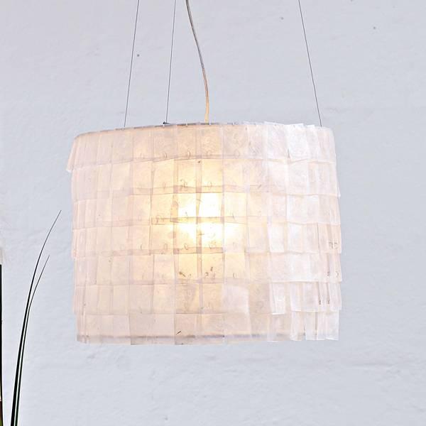 shell chandeliers/ Hanging Capiz Shell Pendant Chandelier/Capiz Shell Pendant Light Home Products