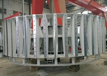 3.0MW stator for wind generator