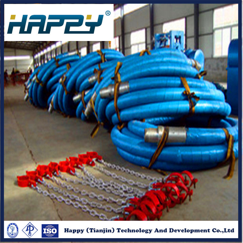 Big Dimension Suction & Discharge Dredging Rubber Hose