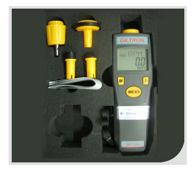 Contact/Non-Contact RPM Meter GT723