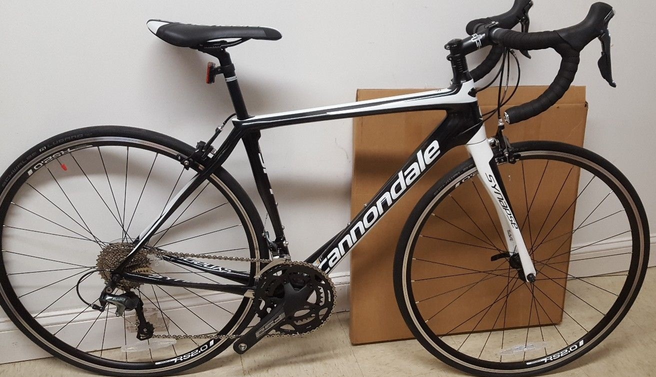 New Cannondale Synapse Carbon Tiagra 6 Road Bike