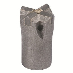 tapered cross drill bit