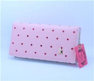 PU lady wallet