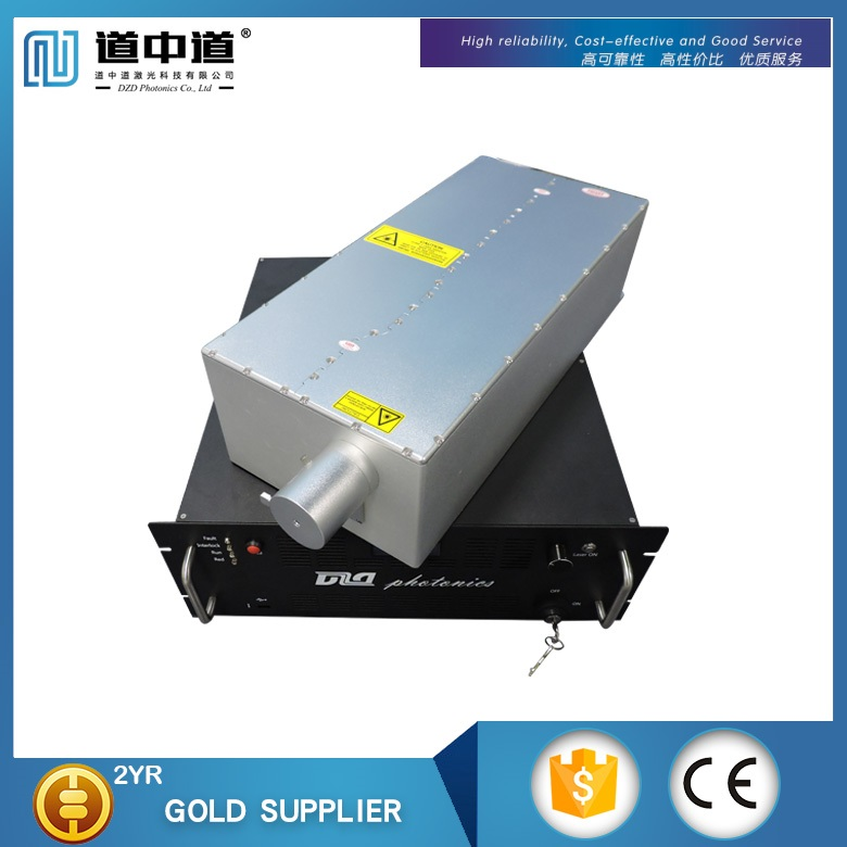high power 355nm 10W 15W UV Laser glass wire marking machine laser module