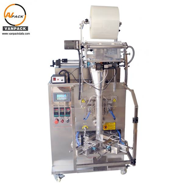 Triangle Sachet Packing Machine