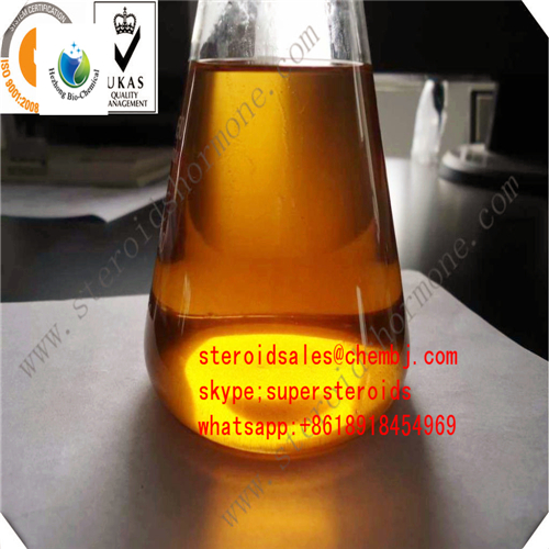 Testosterone Steroid Androgenic Testosterone Base for Muscle Gains without Side Effect