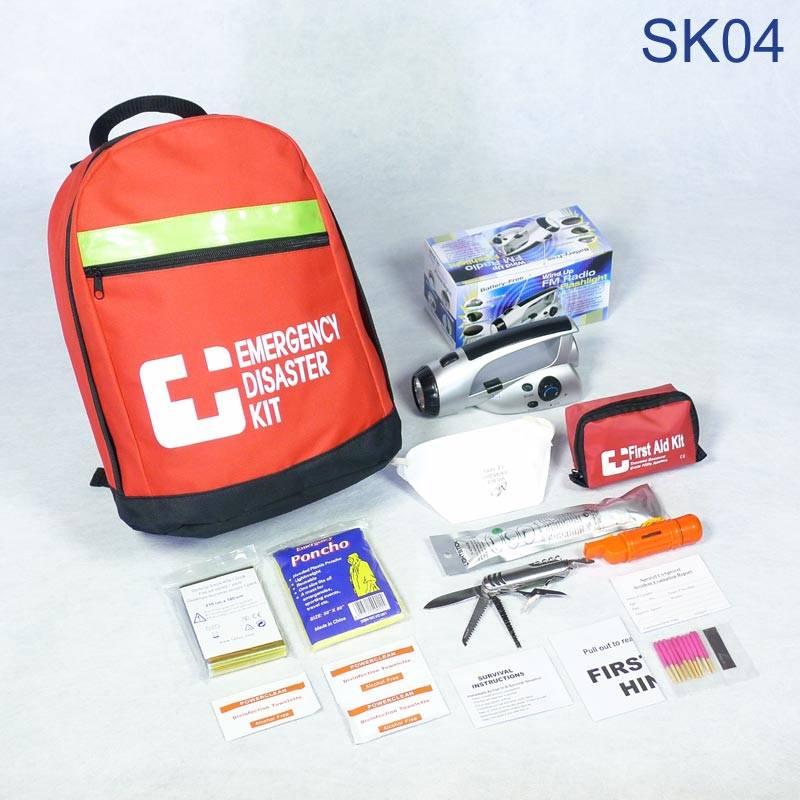 SK04 Earthquake Survival Kit