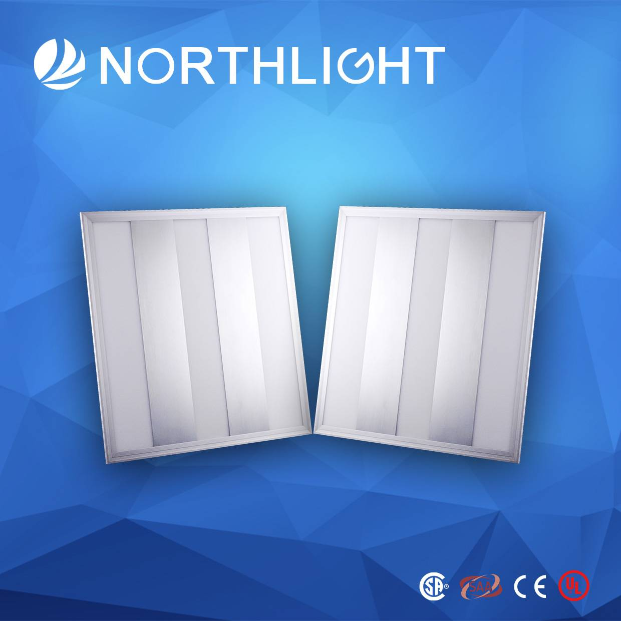 Hot Sale LED Grille Lights 600X600 50W (for home use)