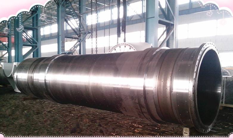 Tongyu ductile cast iron pipe mould 21CrMo10