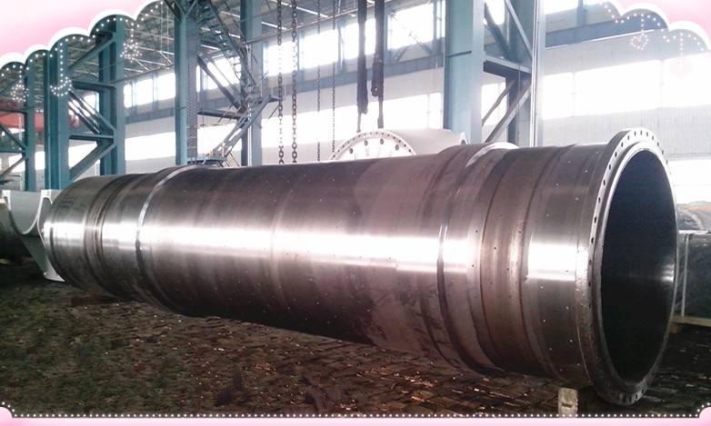 Tongyu ductile cast iron pipe mould 21CrMo10
