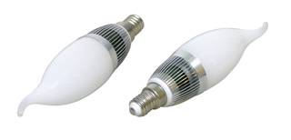 Dimmable LED Candle Bulb 3w