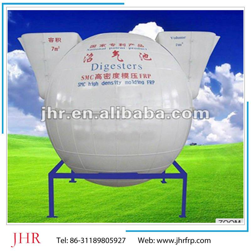 China Biogas System, Biogas Plant, Domestic Biogas Digester