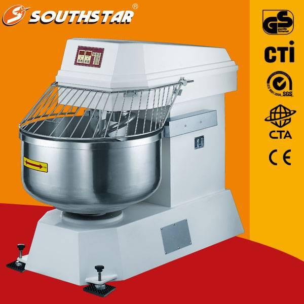 Industrial bread dough mixer,CE flour mixer, used commercial dough mixer