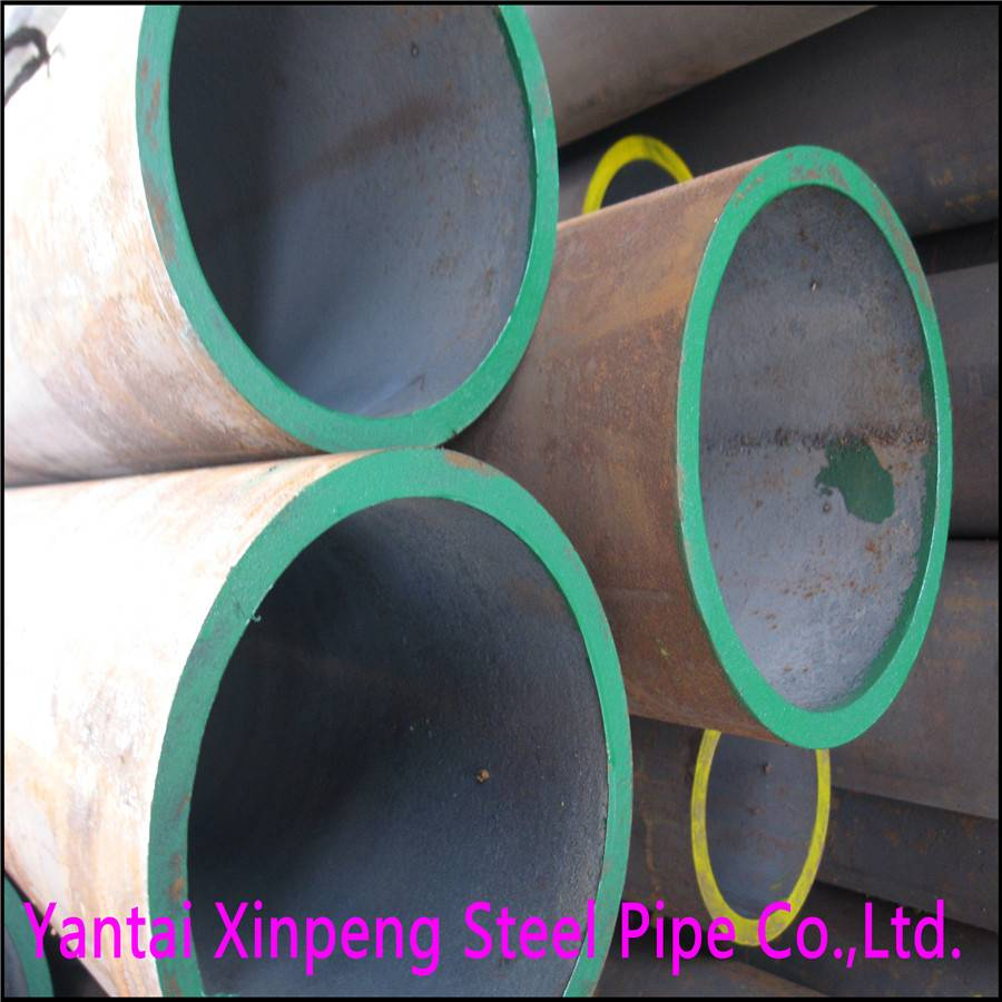 API 5L seamless mechanical iso9001 steel pipe