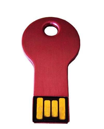16GB Smart Key USB Flash Drive Metal USB Flash Drive