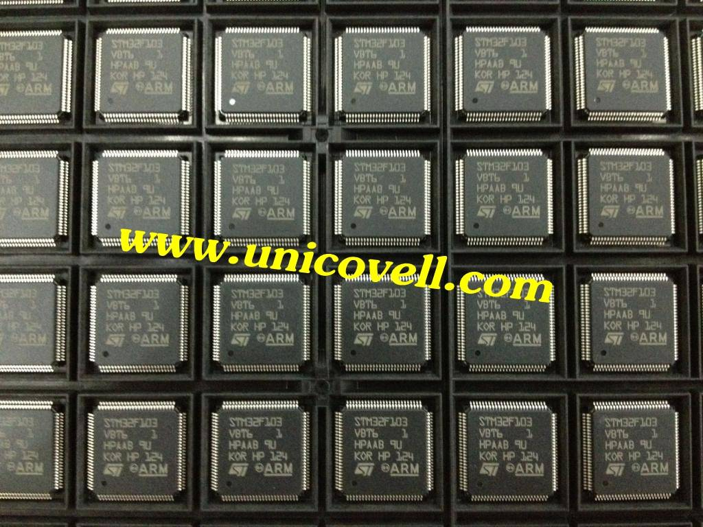 Supply STM microcontroller STM32F103 STM32F107 STM32F407 - UNICOVELL
