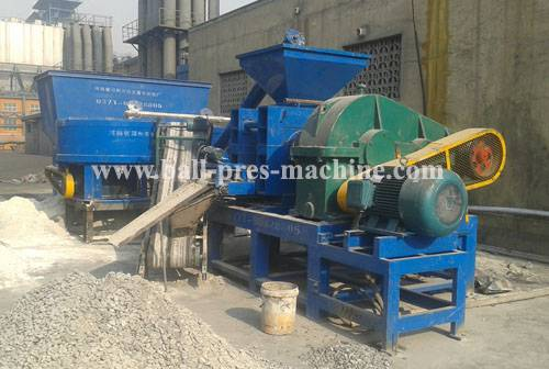 FY-520 Lime powder briquette machine from Fuyu Machinery