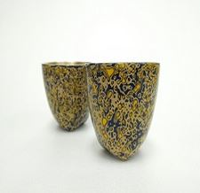 Korean traditional metal cup