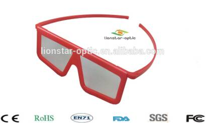 Wholesale linear polarized 3d glasses 3d glasses