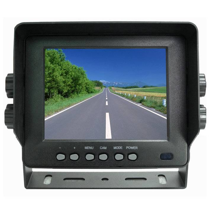 Automotive 5 inch LCD Monitor