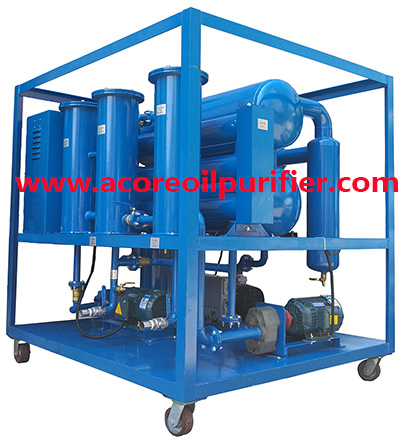Mobile Vacuum Transformer Oil Purification Equipment