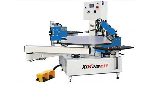 MD516C Auto curving edge banding machine