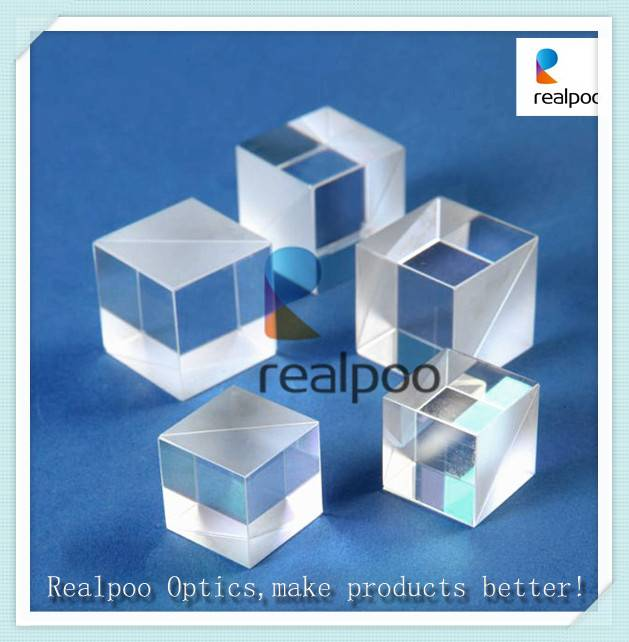 High processing Fused Silica optical glass right angle prism