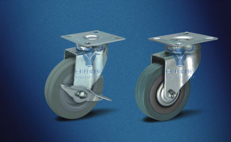 High Quality , Light Duty Caster Wheel for trolley,shopping cart