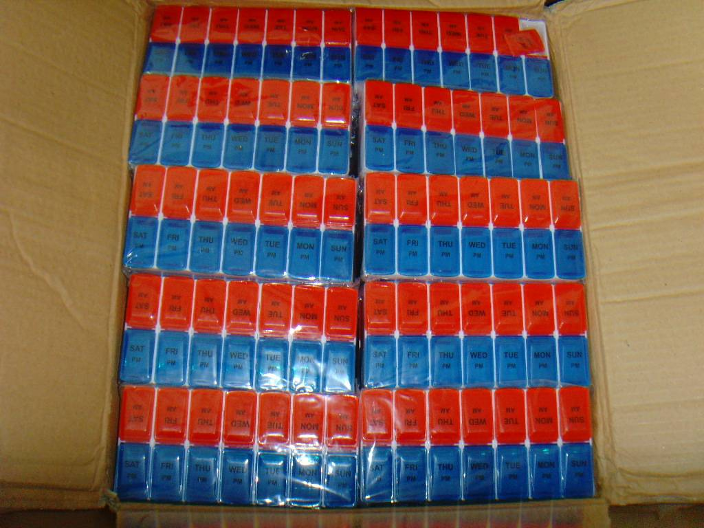 pill case  stock