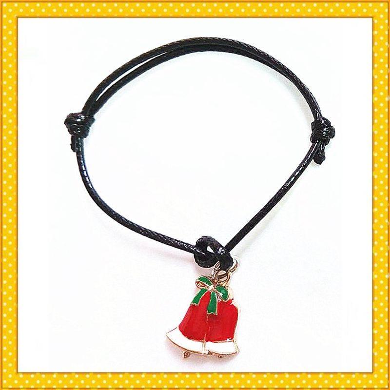 good quality door bell ring pendent bracelet