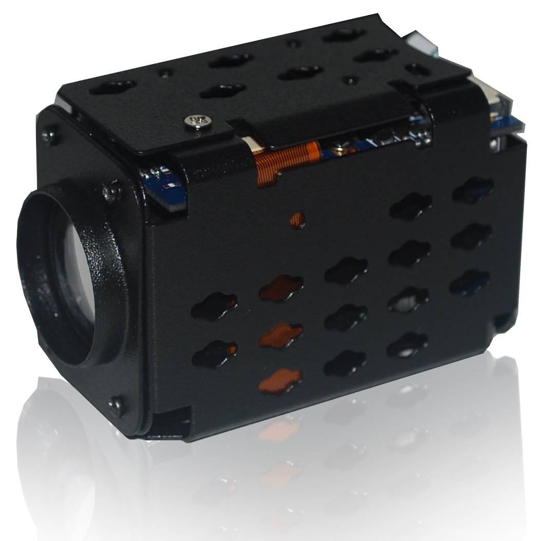 Mini High Speed Zoom Camera 1/3 Sony Effio 480TVL 10X Module Camera
