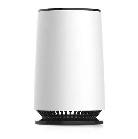 Olansi A12A Mini Particle H13 Anti virus home hepa air purifier UVC air purifier Desktop air purifie