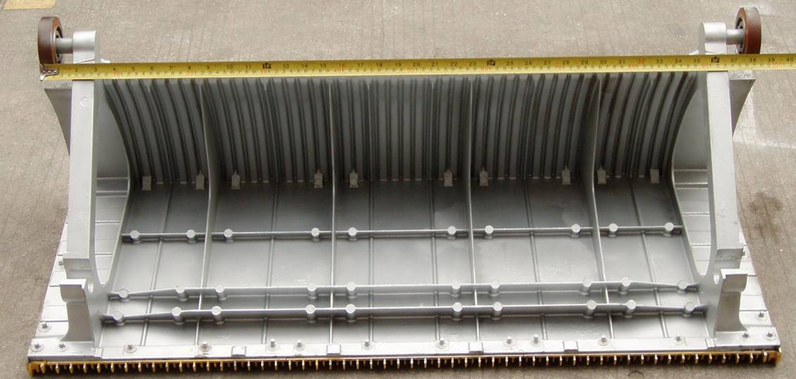 Otis.LG escalator aluminum step width 1000mm