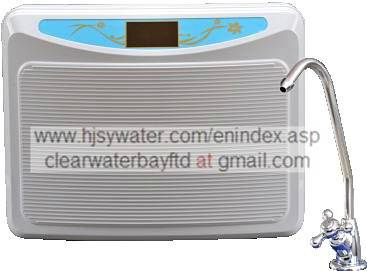 Wall-mounted LED water filter (UF-1A)