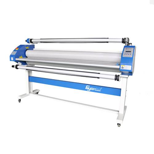 1600 Wide Format Heat Assist Automatic Cold Laminating Machine