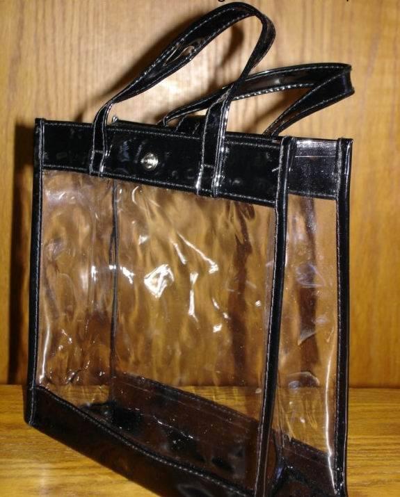 Transparent PVC bags-001