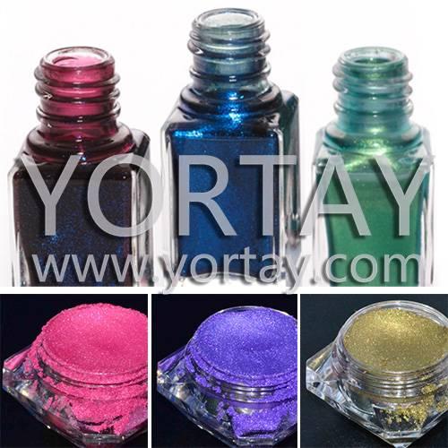 Cosmetic Makeup Nail Polish Colorful Pearl Pigment