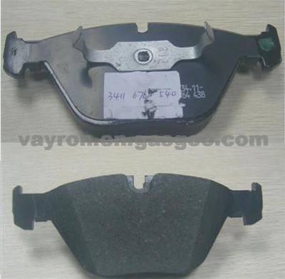 Brake Pad For BMW E60,E65,E66 OE#3112 6764 540