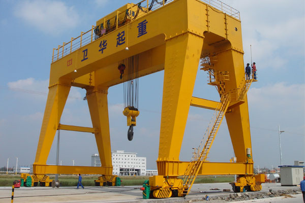 Double Beam Gantry Crane