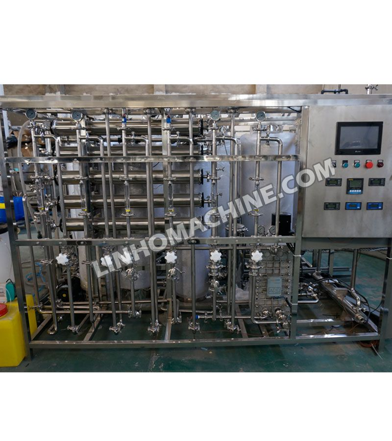 Medical Water Purification Equipment