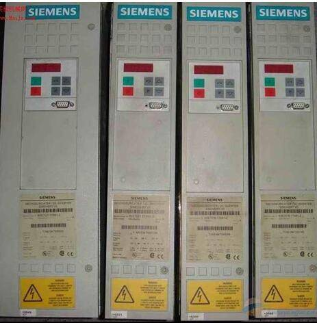 Siemens SIMOVERT MD Converter Masterdrives 3AC 6SE7018-0EA61