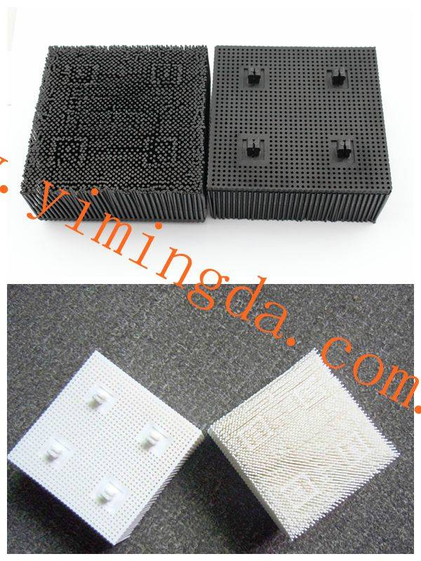 100*100mm Bristle Block Suitable for Gerber GT5250/7250